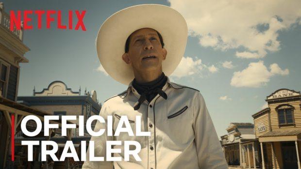 Trailer: THE BALLAD OF BUSTER SCRUGGS – Western von den Coen-Brüdern