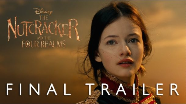 Trailer: THE NUTCRACKER AND THE FOUR REALMS