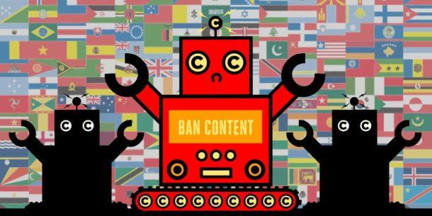Brief der Electronic Frontier Foundation an die Trilog-Unterhändler der EU-Copyright-Direktive