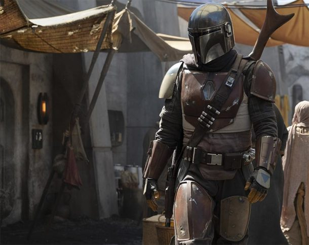 STAR WARS-Streamingserie: THE MANDALORIAN