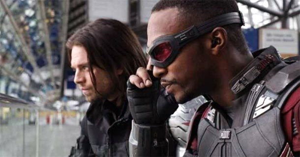 Mehr Marvel als Streamingserien: WINTER SOLDIER und FALCON