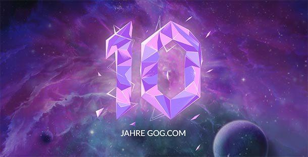 Zehn Jahre Good Old Games: Abstimmung für kostenloses Spiel
