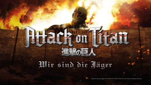 ATTACK ON TITAN: Kinoumsetzung geplant