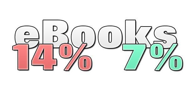 EU-Finanzminister machen Weg für geringere Besteuerung von eBooks frei
