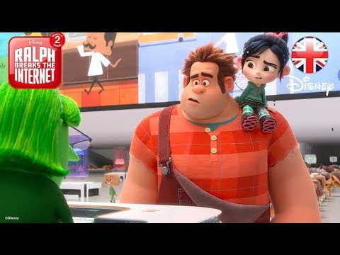 Finaler Trailer: RALPH BREAKS THE INTERNET