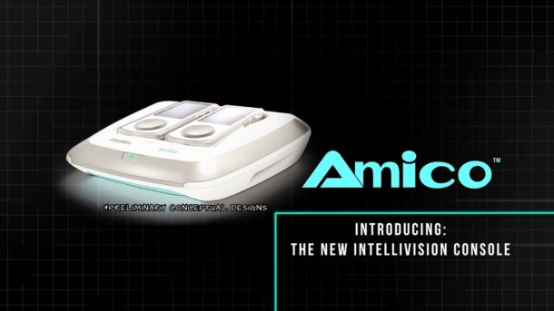 Intellivision Entertainment kündigt neue Konsole Amico an