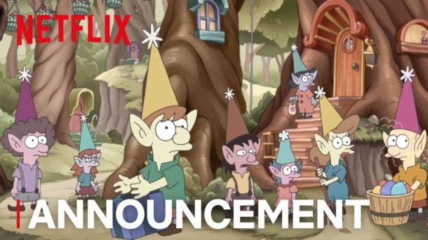 Netflix: Jede Menge mehr DISENCHANTMENT