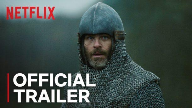 Netflix: Trailer zu OUTLAW KING mit Chris Pine