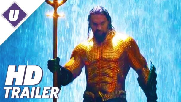 Neuer Trailer: AQUAMAN