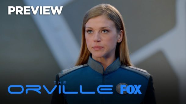 Neuer Trailer: THE ORVILLE Season 2