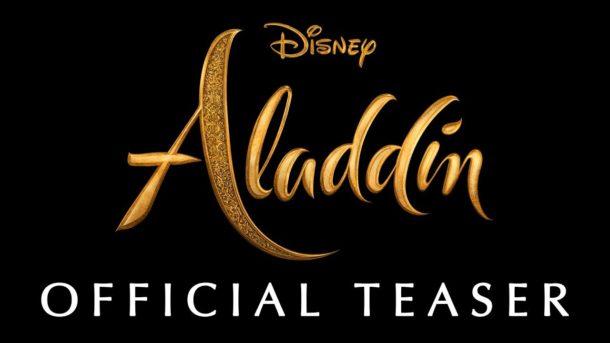 Teaser: DISNEY'S ALADDIN