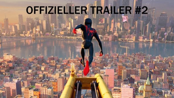 Trailer 2: SPIDER-MAN: A NEW UNIVERSE (Spider-Pig!)