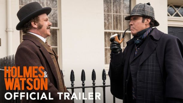 Trailer : HOLMES AND WATSON