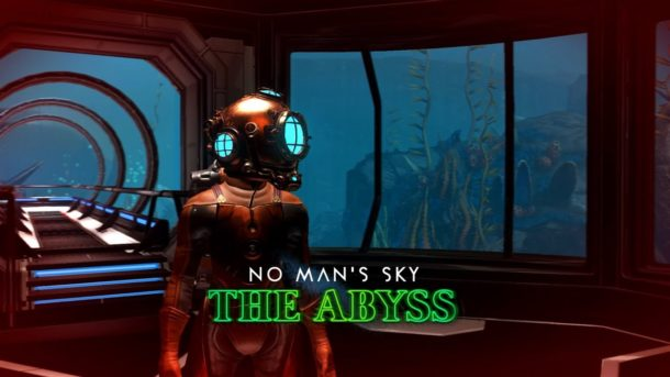 Trailer: NO MAN'S SKY – THE ABYSS