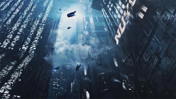 BLADE RUNNER: Animé-Serie in Arbeit
