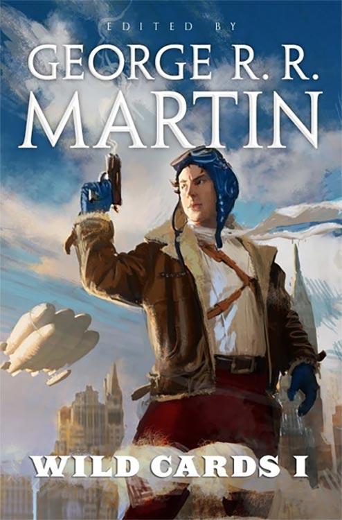 Neues zu George R. R. Martins WILD CARDS-Fernsehserie