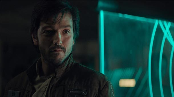 STAR WARS: Cassian Andor-Fernsehserie