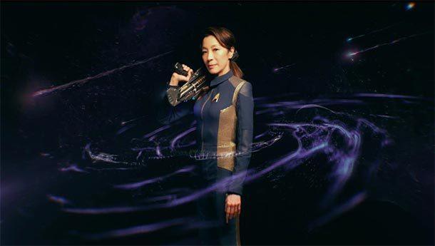 Noch eine STAR TREK-Serie? Michelle Yeoh in Gesprächen für DISCOVERY-Spinoff