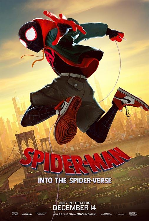 SPIDER-MAN: INTO THE SPIDER-VERSE – möglicherweise TV-Spinoffs