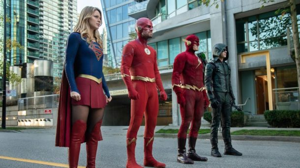 Trailer: Arrowverse ELSEWORLDS