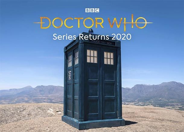 DOCTOR WHO: Staffel 12 erst 2020