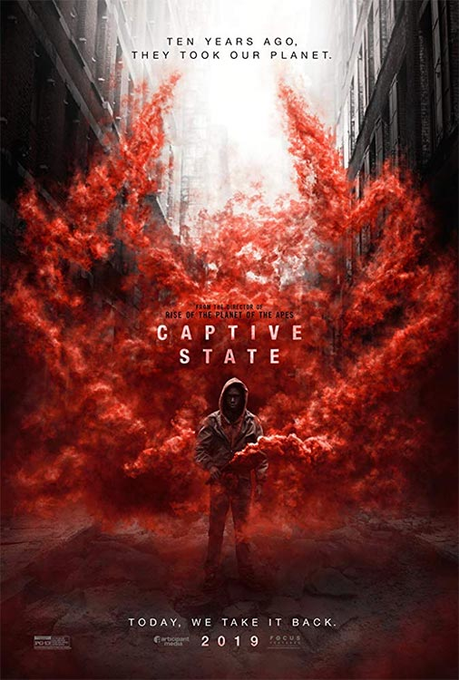 Trailer: SF-Film CAPTIVE STATE