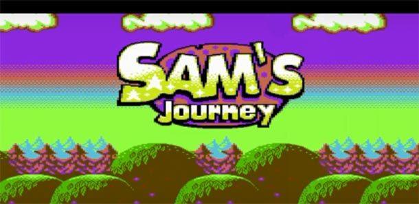 SAM'S JOURNEY jetzt auch für den C64 Classic Mini