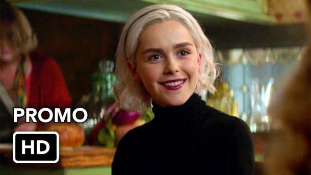 CHILLING ADVENTURES OF SABRINA Trailer zur Staffel 2