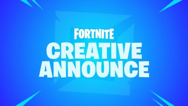 FORTNITE: Creative Mode