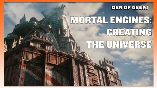 MORTAL ENGINES: Interview mit Philippa Boyens und Christian River