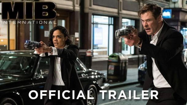 Trailer – MEN IN BLACK: INTERNATIONAL
