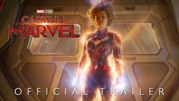 Trailer zwei: CAPTAIN MARVEL