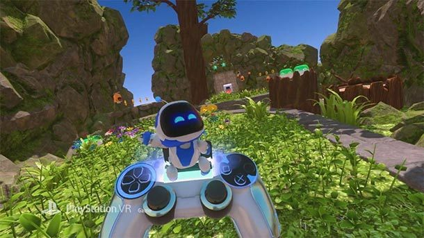 Zum Download: Playstation VR »Demo Disc«