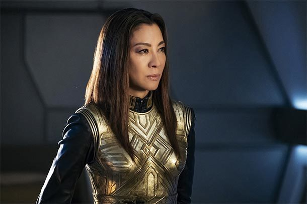 Section 31: Michelle Yeoh bekommt eigene STAR TREK-Serie