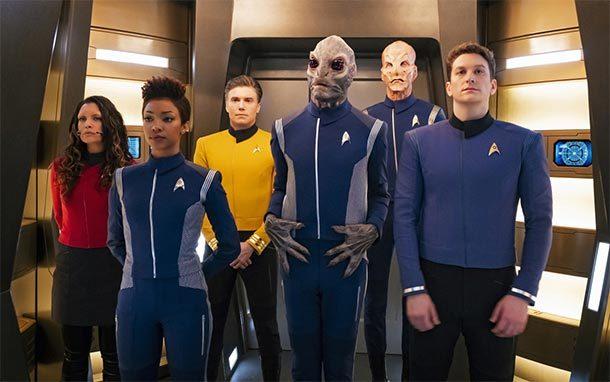 Alex Kurtzman spricht über eine dritte Staffel STAR TREK DISCOVERY