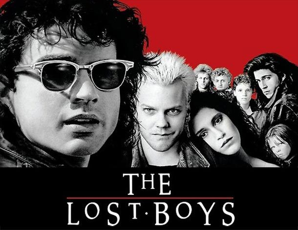 The CW rebootet LOST BOYS als Fernsehserie