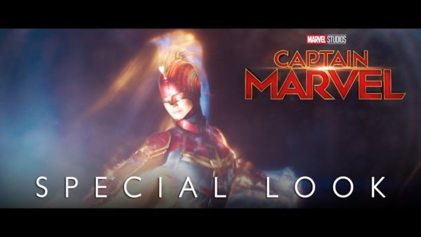 Neuer Trailer: CAPTAIN MARVEL