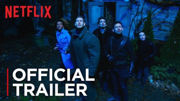 Neuer Trailer: THE UMBRELLA ACADEMY
