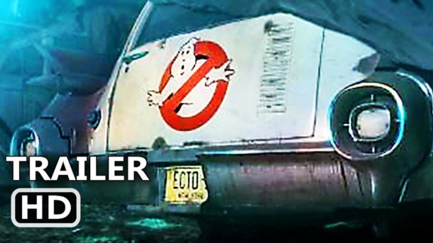 Teaser: GHOSTBUSTERS 3