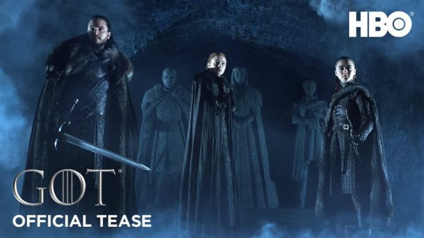 Teaser und Premierendatum: GAME OF THRONES
