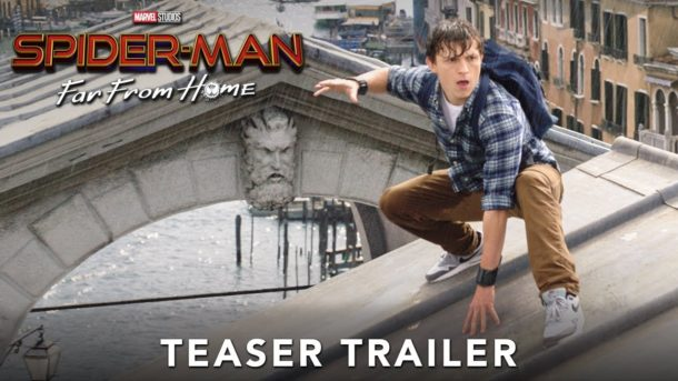 Teaser zu SPIDER-MAN: FAR FROM HOME