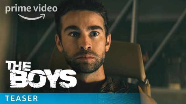Trailer: Amazons THE BOYS