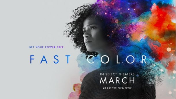 Trailer: FAST COLOR