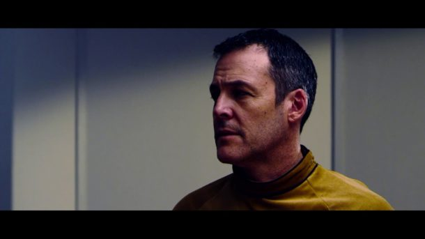Trailer für Fanfilm STAR TREK: FIRST FRONTIER