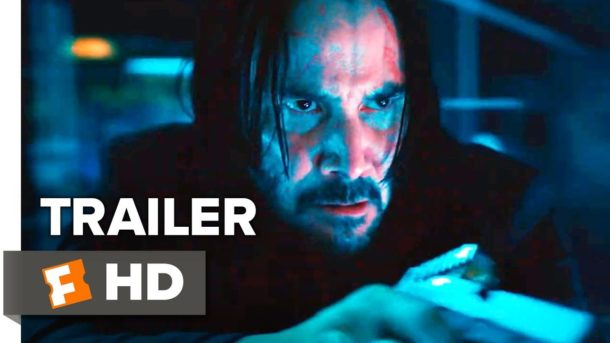 Trailer: JOHN WICK CHAPTER 3 – PARABELLUM