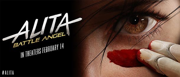 Animé Eyes – ALITA: BATTLE ANGEL