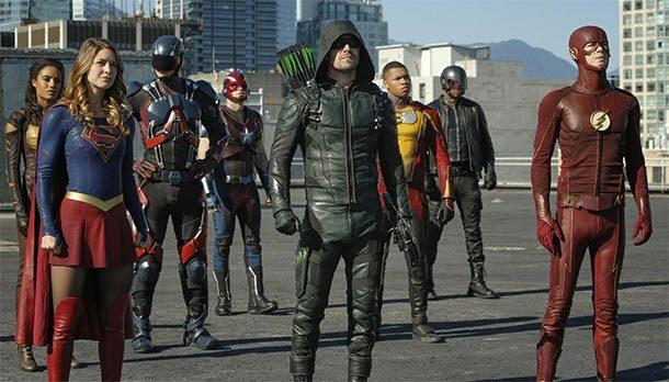 Das Arrowverse bekommt weitere Staffeln