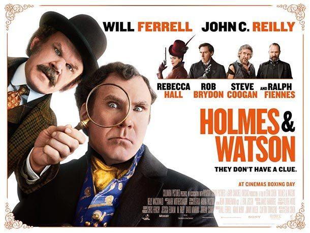 HOLMES &WATSON