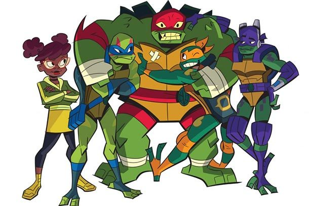TEENAGE MUTANT NINJA TURTLES: Animationfilm auf Netflix