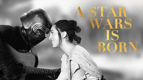 A STAR WARS IS BORN – grandiose Parodie auf SHALLOW